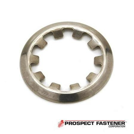 Rotor Clip TX-37SS Stainless Steel Curved Rim Self - Locking External Ring  .38 in. DiameterPack of 10 - image 1 de 1