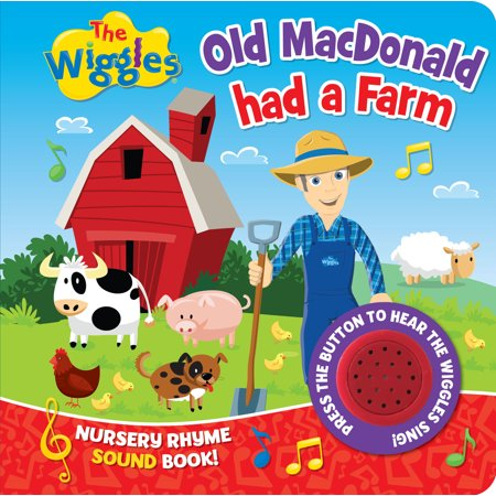 Old MacDonald Had a Farm Nursery Rhyme Sound -