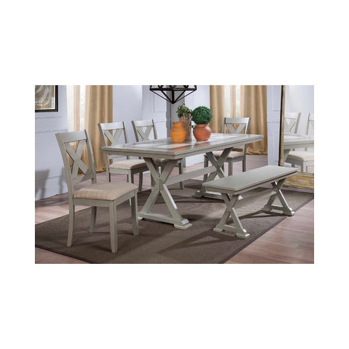 Bundle-30 Winners Only, Inc. Florence Dining Set (4 Pieces)