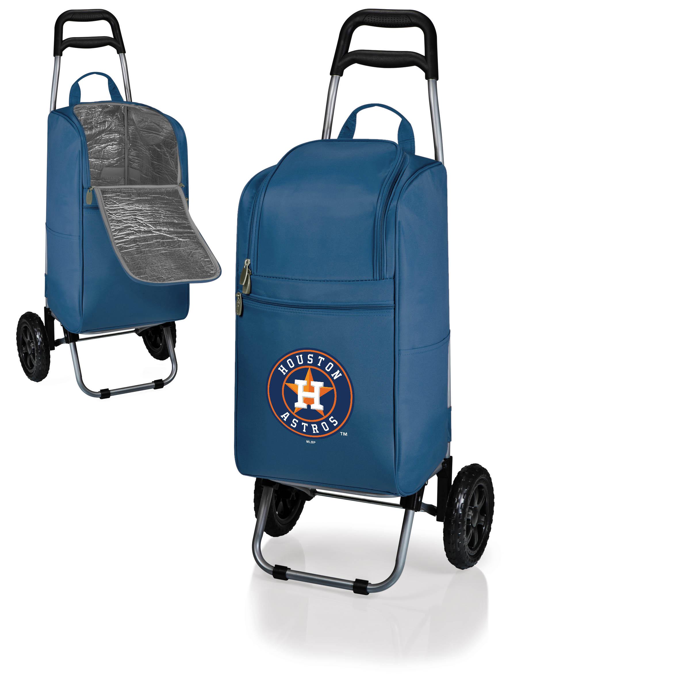 Houston Astros Cart Cooler - Navy - No Size