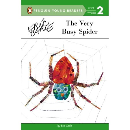 - The Very Busy Spider