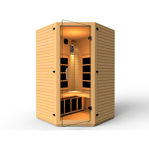 JNH Lifestyles Vivo 3 Person FAR Infrared Sauna by JNH Lifestyles