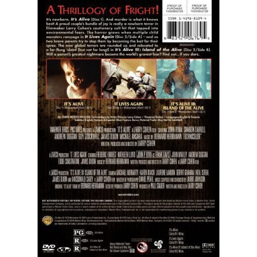 It's Alive Collection (Widescreen)