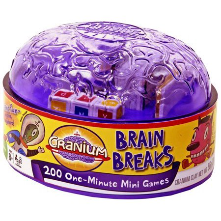 cranium brain breaks game - Brain Breaks For Adults