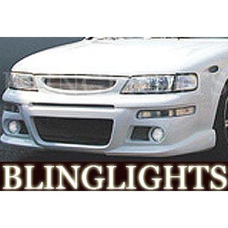 New 1995 1996 1997 1998 1999 Nissan Maxima Erebuni Body Kit Foglamps Per Driving Fog Lamps Lights