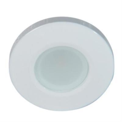 Lumitec Orbit Flush Mount Down Light Spectrum RGBW - White -