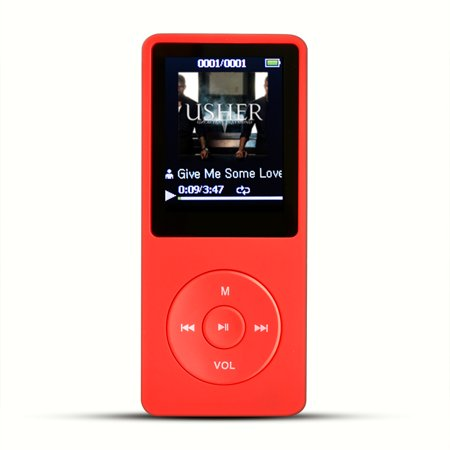 Agptek 8gb 70 Hours Playback Mp3 Lossless Sound Music Player