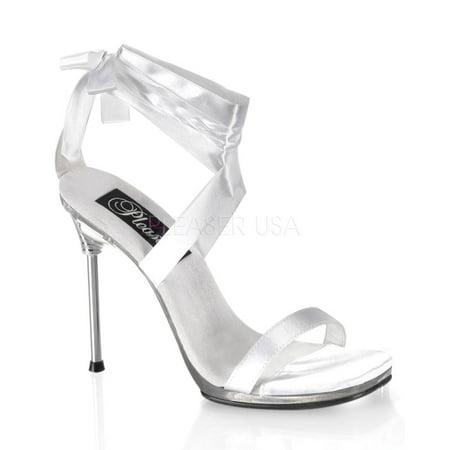 Chic-14, 4 1/2'' Stiletto Heel Mini-Platform