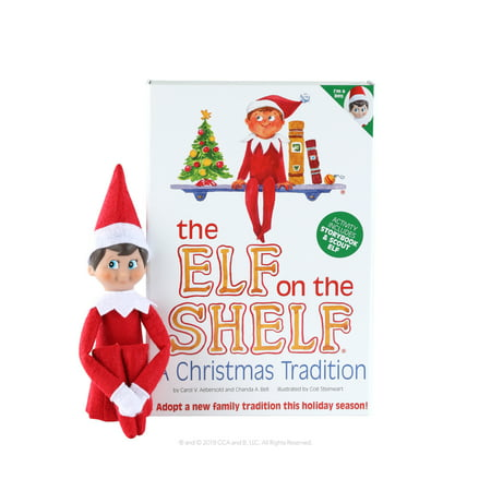 The Elf on the Shelf Boy Light