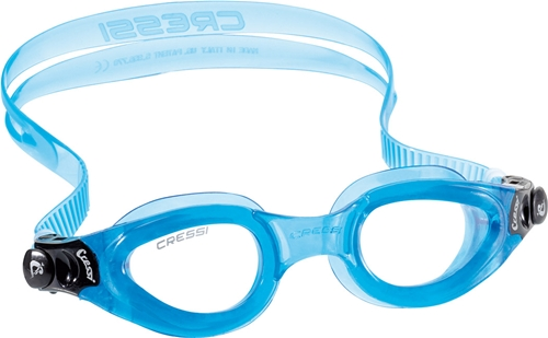 Cressi Rocks Swim Goggles (White   Blue) by Cressi Sub