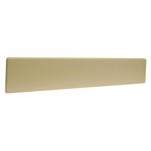 """Design House 550228 22"""" Universal Marble Side Splash, White"""