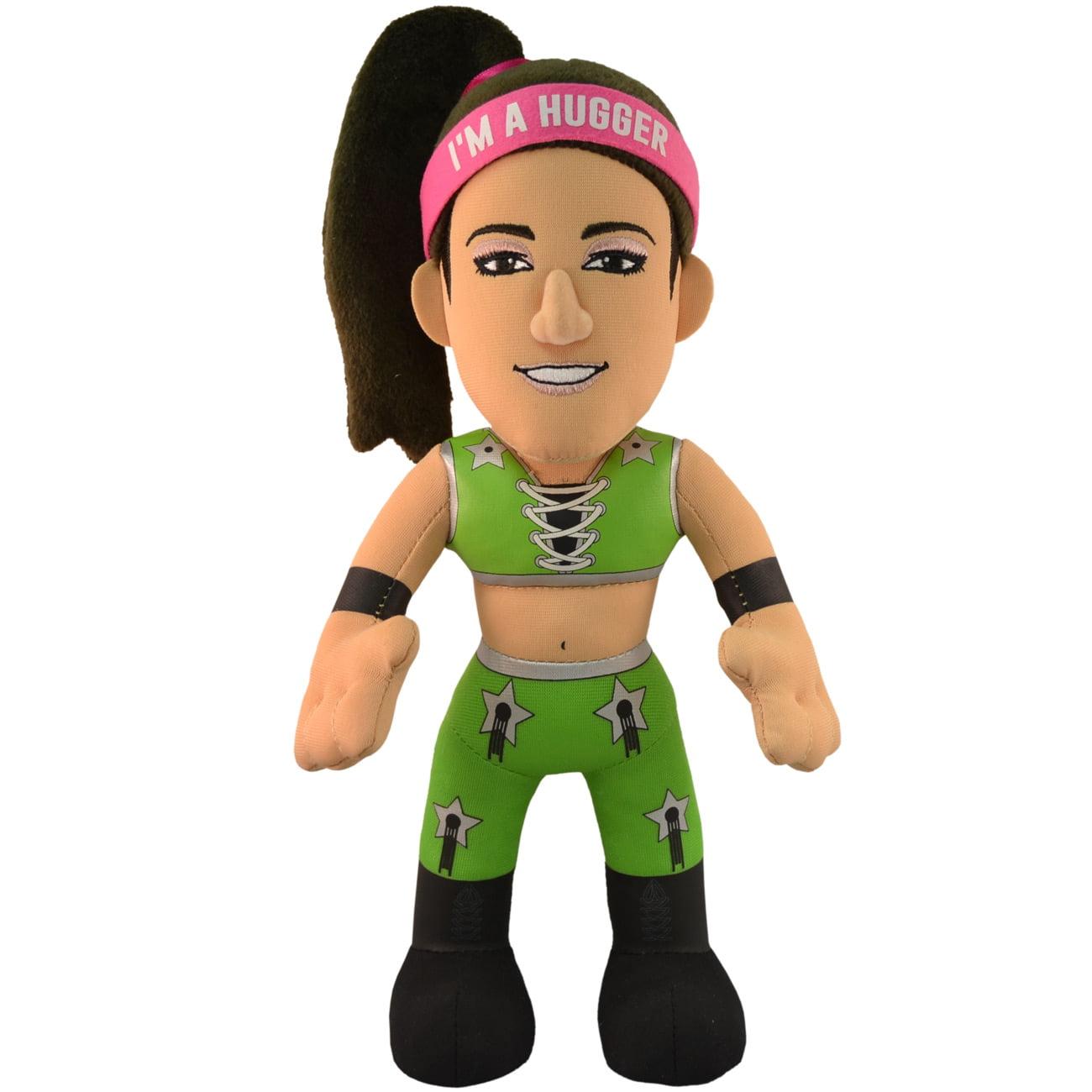"WWE Bayley 10"" Plush Figure"