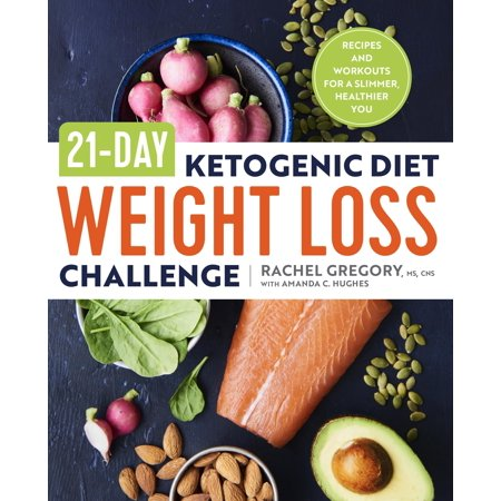 21-Day Ketogenic Diet Weight Loss Challenge : Recipes and Workouts for a Slimmer, Healthier