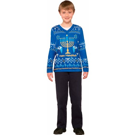 Chanukah Child Sweater (Religious Costume)