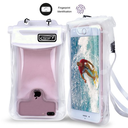 Waterproof Case,Floatable IPX8 Waterproof Phone Pouch Underwater Dry Bag for iPhone Xs Max/XS/XR/X/8/8P, Galaxy S9/S9P/, Google Pixel/HTC/Huawei, I0004