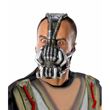 Bane Mask Adult Halloween Accessory - Vintage Paper Halloween Masks