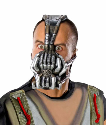 Bane Mask Adult Halloween Accessory  sc 1 st  Walmart & Bane Mask Adult Halloween Accessory - Walmart.com