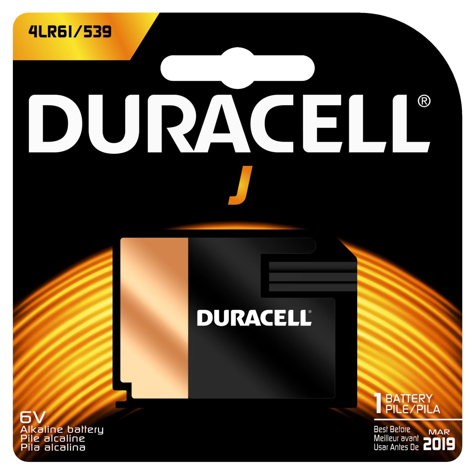 Duracell Alkaline J