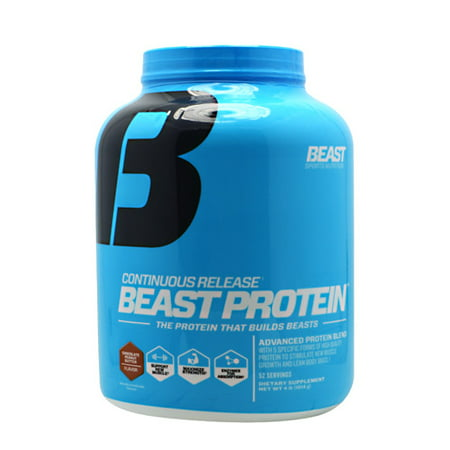 Beast Sports Nutrition Beast Protein, Chocolate Peanut Butter, 4 lb (1814