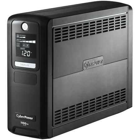 CyberPower LX1100G LX1100G PC Battery Backup (Cyberpower Battery Backup)