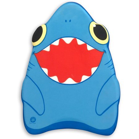 Melissa & Doug Sunny Patch Dolphin and Shark Kickboards - Learn-to-Swim Pool Toys (Set of 2) - image 2 de 4