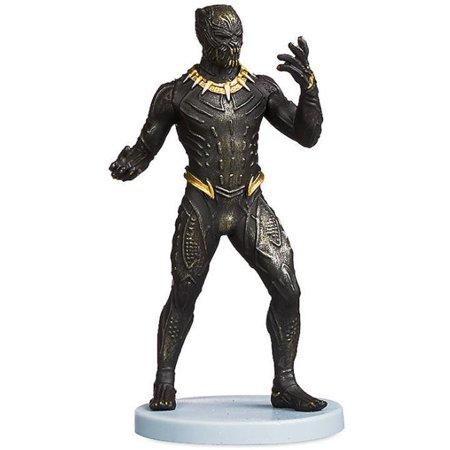 Marvel Black Panther Movie Erik Killmonger Pvc Figure  No Packaging