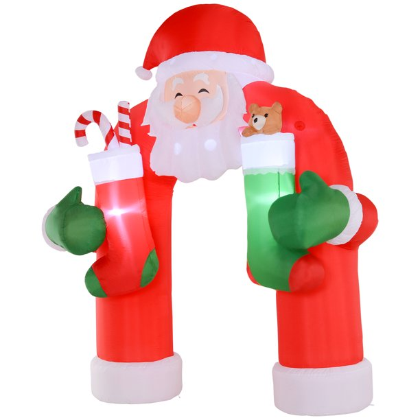 Homcom Airn Inflatable Christmas