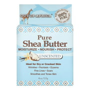 Out Of Africa Shea Butter, Unscented, 4 Oz