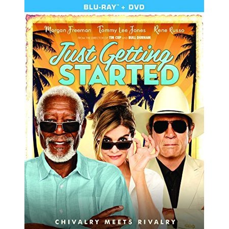 Just Getting Started (Blu-ray + DVD)