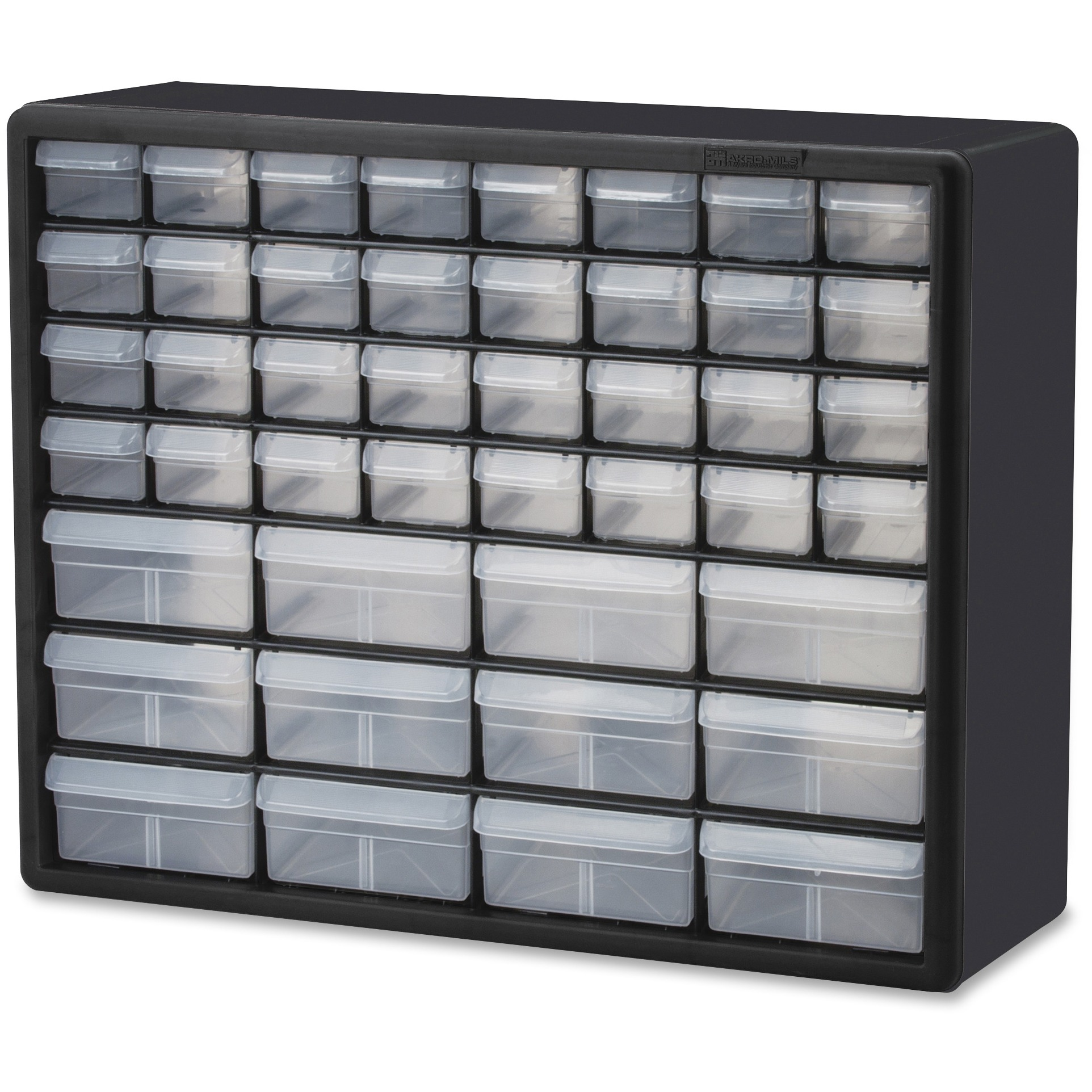 Akro-Mils 44-Drawer Stackable Storage Cabinets