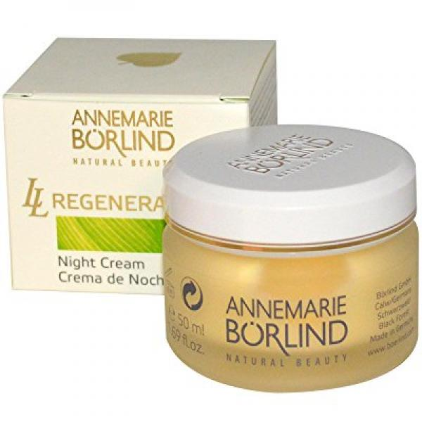 Anne Marie Borlind LL Regeneration Night Cream -- 1.69 oz