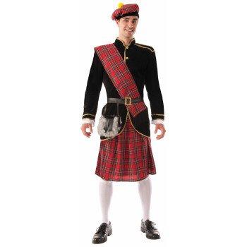 CO-SCOTSMAN-STD (Adult Patrick Costume)
