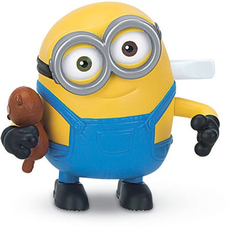 Minions Wind Action Bopping Along - Collectible Minions
