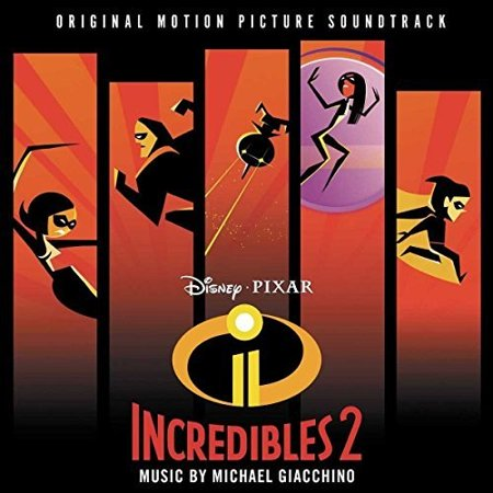 Incredibles 2 (Original Motion Picture - Halloween Ii Soundtrack Rob Zombie