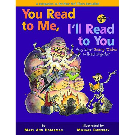 You Read to Me, I'll Read to You: Very Short Scary Tales to Read Together](Ill Behaviour Halloween)