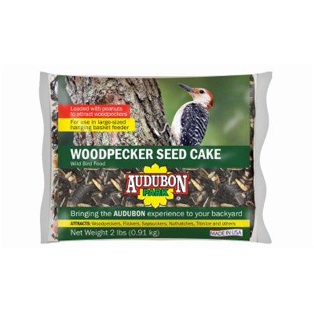 Woodpecker Seed Cake, 2-Lbs. (Woodpecker Seed Cake)