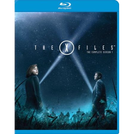 The X Files  The Complete Season 1  Blu Ray   Widescreen