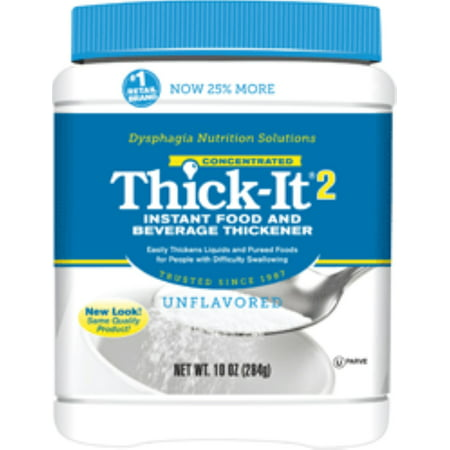 Thick-It 2 Extra Strength Powder 10 oz (Pack of 4)