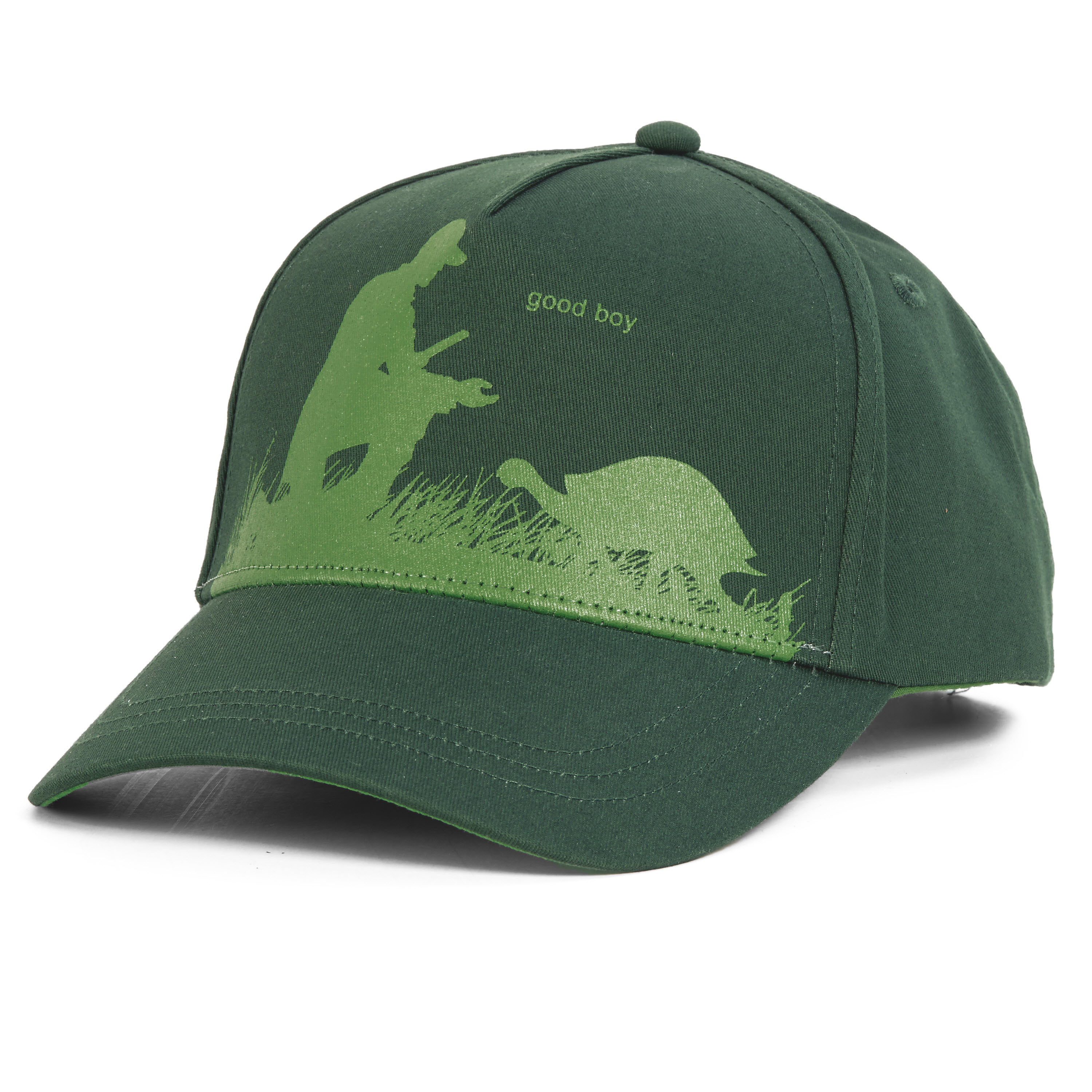 Turtle Fur Good Boy Trucker Baseball Cap
