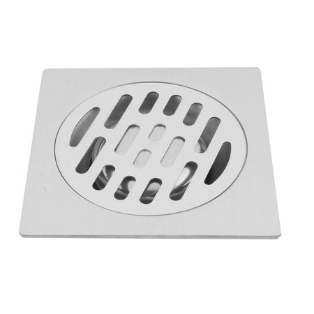 Canteen Stainless Steel Floor Drain Cover Strainer Hair