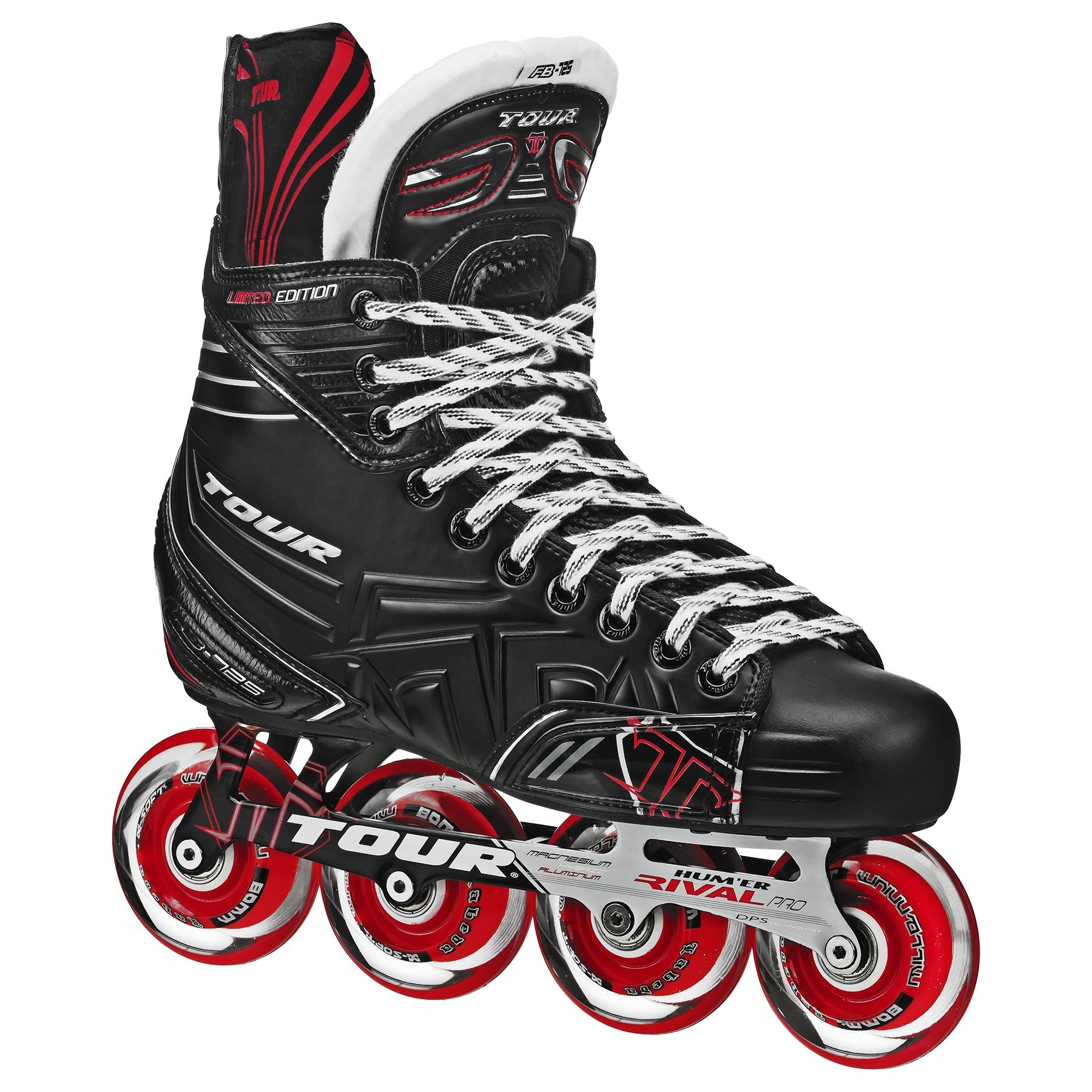 Tour Hockey Adult FB-725 Limited Edition Inline Hockey Skates by
