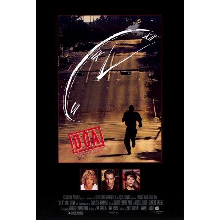 D.O.A. POSTER Movie B Mini Promo