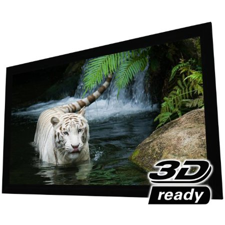 - EluneVision Reference Studio 4K Fixed Frame Projection Screen - 135