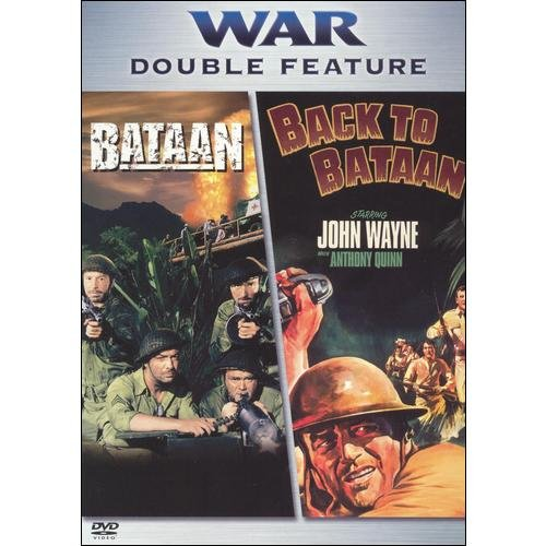 BATAAN/BACK TO BATAAN (DVD/DBFE)