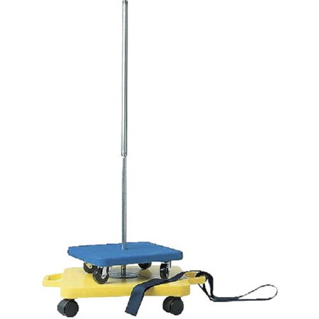 Champion 049142 Sports Scooter Stacker, 45 In. L Yellow (Champion Sports Scooter Board)
