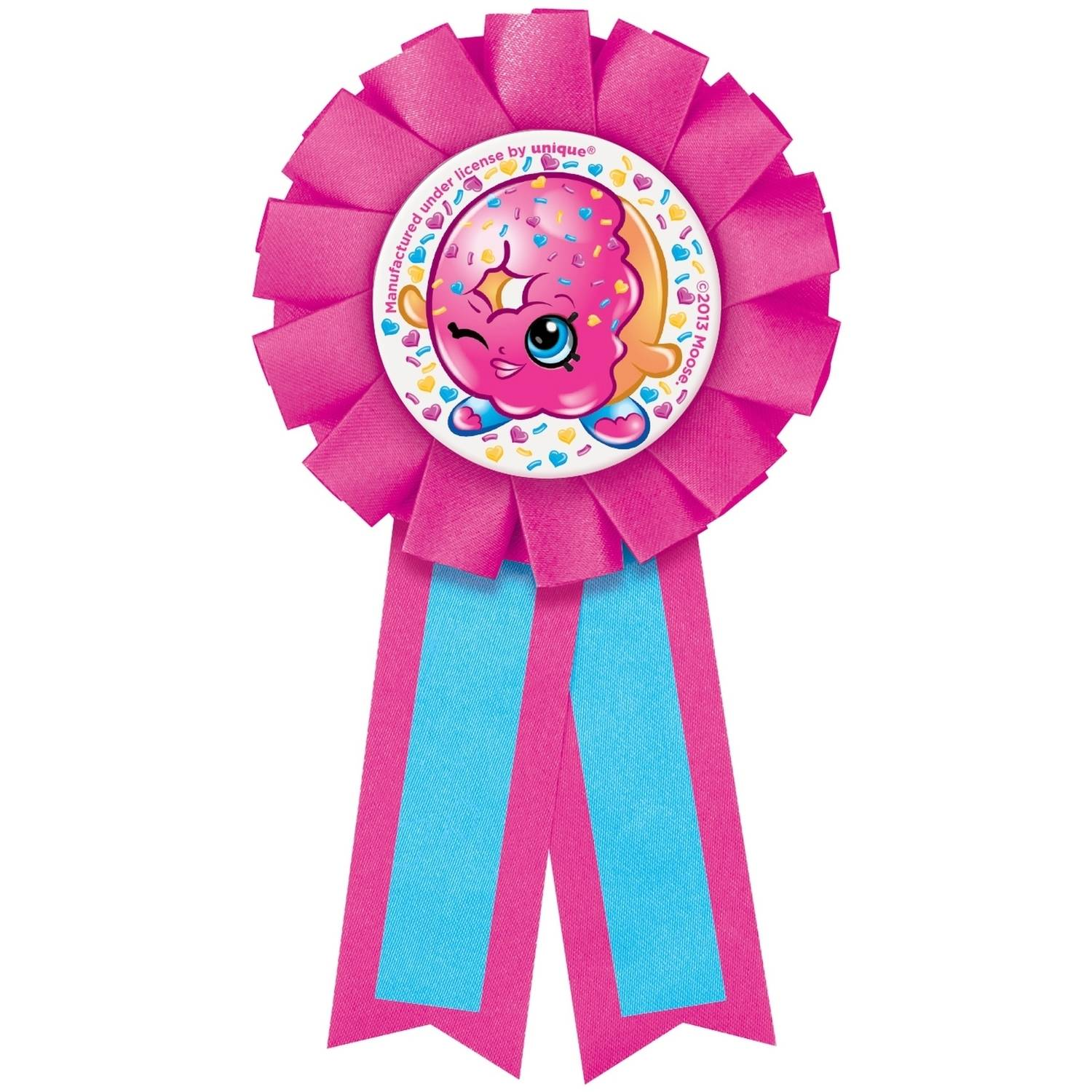 Shopkins Award Ribbon