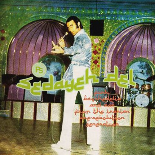 Sedayeh Del: Funk, Psychedelia and Pop From the Iranian Pre-RevolutionGeneration (Vinyl)
