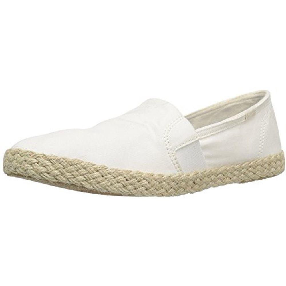 Keds WF56466 Women's Chillax a-Line Jute Seasonal Solid Fashion Sneaker, Cream, 5 M US by Keds