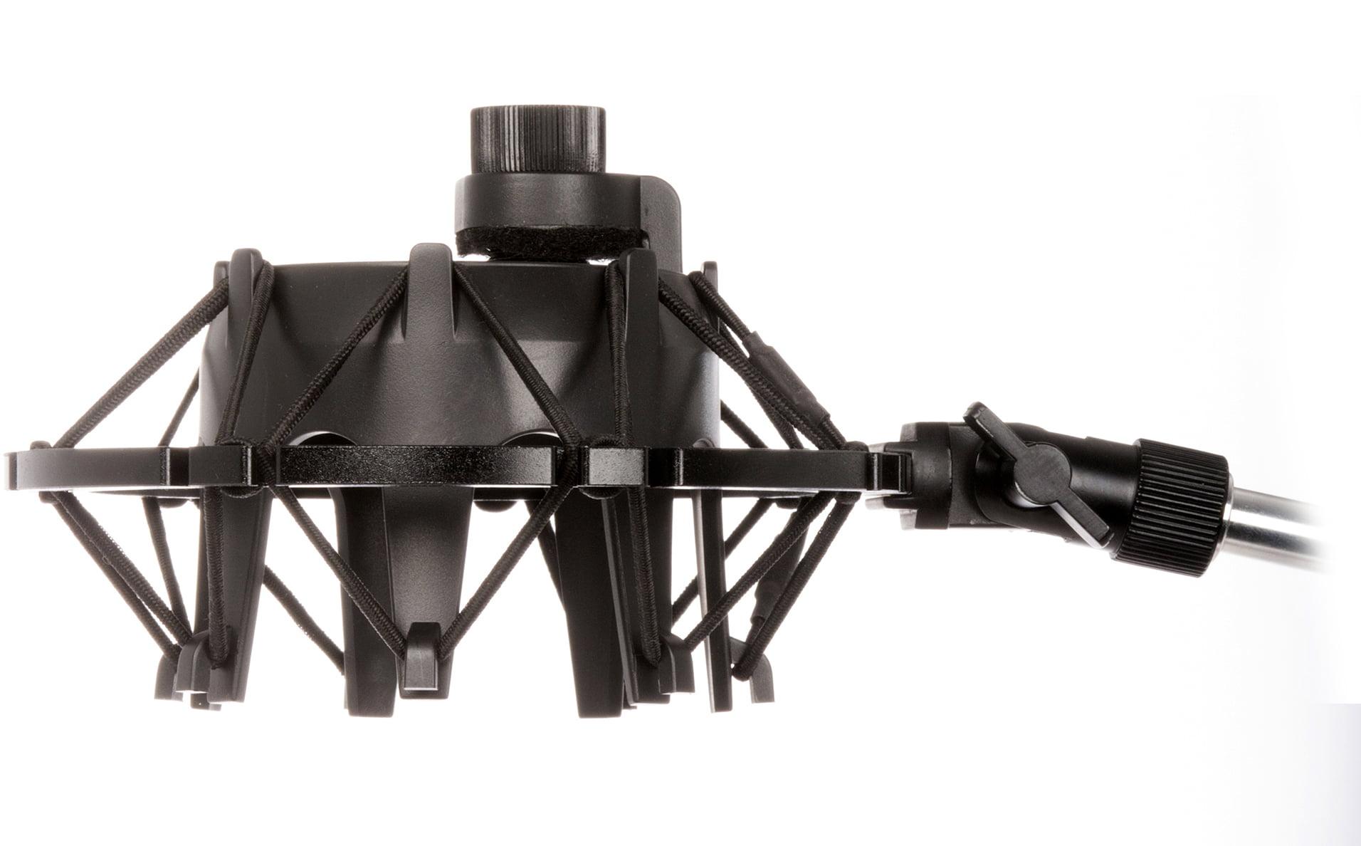 Knox Gear Blue Yeti Microphone Shock Mount (Black) by Knox