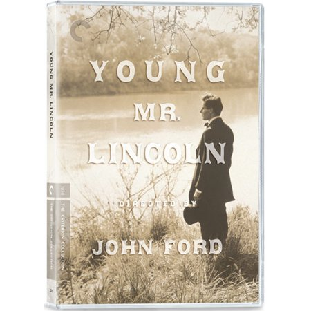 Young Mr  Lincoln  Criterion Collection